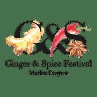 Ginger and Spice Festival Logo