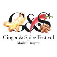 Ginger and Spice Festival Logo