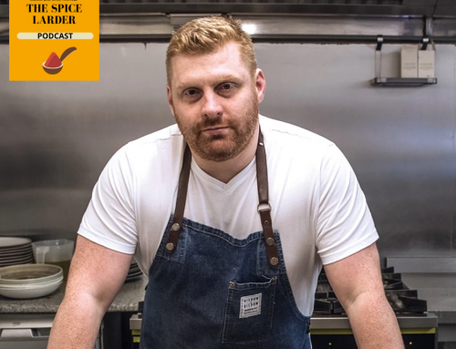 Podcast: Chef James Sherwin