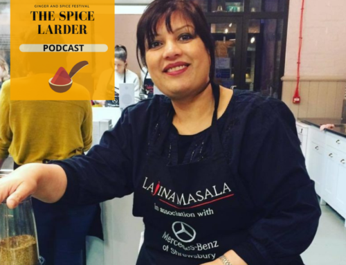 Podcast: Lajina Masala